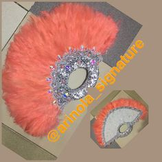 "Aso-oke, Veil & Bridal Handfan on Instagram: ""Custom made clucth hand fan.  #weddings #bridalhandfaninlagos #africasweetheartweddings #nigeriaweddinggallery #ibadanweddingguest…"" Carnival Ideas, Training School, Hand Fans, How To Make Clothes, Corsages, Boutonnieres, Wedding Gallery, Traditional Wedding, Veil"
