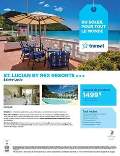 St Lucian by rex resorts, one of the most well-established all-inclusive St Lucia hotels, the St Lucian is located in Rodney Bay within its own landscaped gardens on the Reduit Beach, the island's best beach with its fine light sands. St Lucia Hotels, St Lucian, Comfort Room, Sainte Lucie, Outdoor Furniture Sets, Outdoor Decor, All Inclusive, Timeline Photos, Us Travel