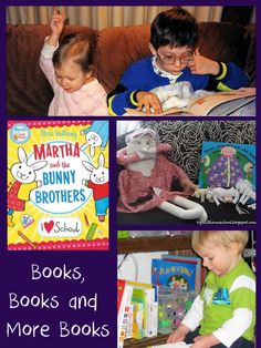 Tuesday Tots and featuring books for the under 5's and some great advice on encouraging literacy in young children