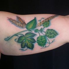 Awesome #beer #tattoo!