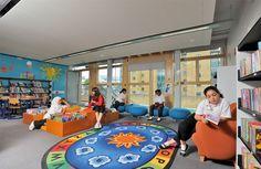 Gateway Primary School   Demco Interiors - Inspiring Library Design