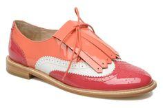 Nounison Mellow Yellow (Multicolore) : livraison gratuite de vos Chaussures à lacets Nounison Mellow Yellow chez Sarenza