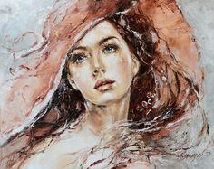 Kobieta - from http://www.touchofart.eu/fr/Elzbieta-Brozek/eb162-Kobieta/