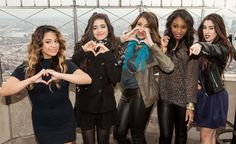 Fifth Harmony Heart :)