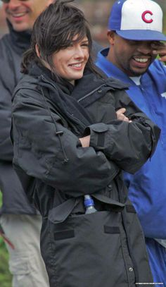 Lena Headey great smile!