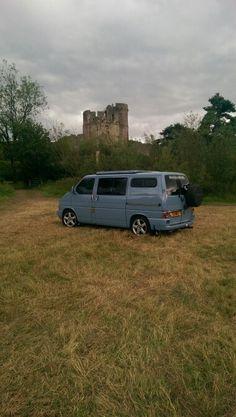 My v.w.Syncro Camper van.