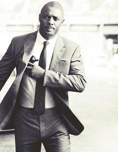 Idris Elba as young Benedict Quick (Family Jewels)