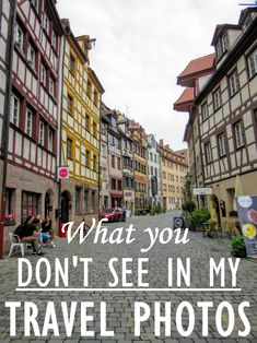 What You Don't See in My Travel Photos. | My Meena Life