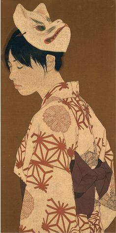 forma es vacío, vacío es forma: Ikenaga Yasunari