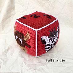Grids for Kids! Y-Z — Left in Knots  #crochet #crochetforkids #crochettoy…