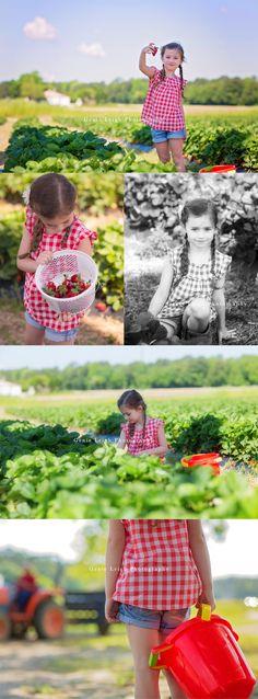 Strawberry Field Genie Leigh Photography