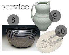 (Mud)Bucket: Setting the Table: Crisp Black & White (Eric Rempe, Ryan Greenheck, and White Bike Ceramics)