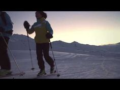 Dynafit snow leopard track: Come and discover ski touring with ski touring lovers from the resort. You will have a wonderful time in a friendly atmosphere when discovering this sport and surpassing yourself.   www.valthorens.com