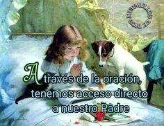 Orar nos da acceso directo al Padre