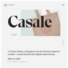 Fonts Used: Eksell Display, Maison Neue, and Maison Mono · Typewolf Typography Inspiration
