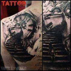 Timur Lysenko work