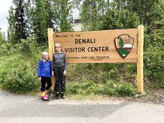 Denali National Park with Kids - The Beckham Project Alaska National Parks, Visit Alaska, Norwegian Cruise Line, Programming For Kids, Alaska Cruise, Adventure Tours, Disney Cruise Line, Royal Caribbean, The Visitors