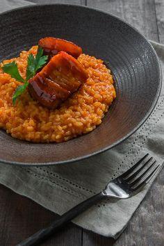 Gochujang Braised Pork Belly