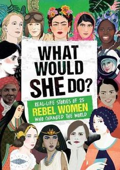 , Real-life stories of 25 female trailblazers who changed the world by Kay Woodward. Buy a discounted Hardcover of What Would She Do? online from Australia's leading online bookstore. Study Motivation, Motivation Inspiration, Books To Buy, My Books, Movie To Watch List, Family Wishes, Film Books, What To Read, Book Of Life