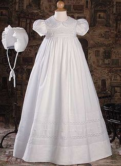 gown, christening gown, christening, little things mean a lot, christian, gift www.greenpeababystore.com