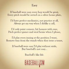Easy by Baseballism. #AmericasBrand