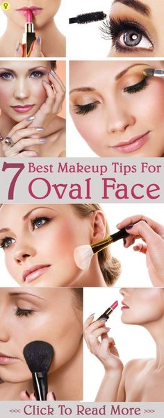 Makeup is a woman's best friend. But if overdone, this friend can easily turn into a foe! Check out these 7 best makeup tips for oval face if you are the one with such face shape