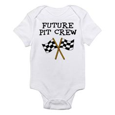 this will be how we tell Dad that he is having a grandchild.  We want a onsie that will represent each family member :)