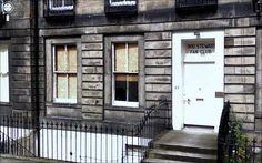 "Edinburgh / from Jon Rafman's project ""The Nine Eyes of Google Street View"""