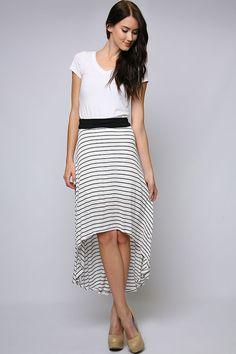 Mila Skirt on Emma Stine Limited