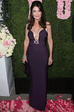 Had enough: Lisa, seen here at the opening of her new venture earlier this month, is said ...