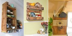 pallet projects for your kitchen