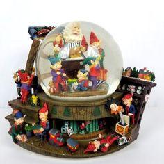 musique dans Bells2 variantes au choix Ver Boule de neige avec boîte à musique Orignal