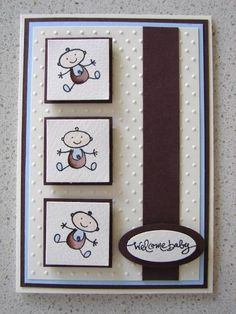 Still in the Family baby card by stamp my day - Cards and Paper Crafts at…