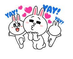 熊大兔兔情侶檔★愛到心坎裡 Cute Love Pictures, Cute Love Gif, Cute Couple Cartoon, Cute Couple Art, Bear Gif, Gato Anime, Hug Gif, Cony Brown, Brown Bear