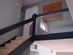 Blue Ant Studio: DIY wire railings for the stairs-part 1
