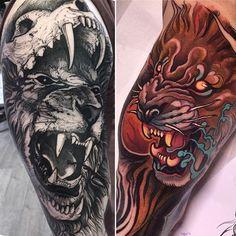 Nice job from Bruno Santos dublin ink #tattoo #Dublin#art #Ireland