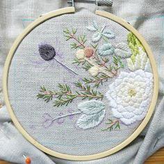 @cathyeliot #вышивка #вышиваю #вышивкагладью #embroidery #handembroidery #handmade