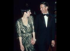 Liza Minelli and Halston 1974