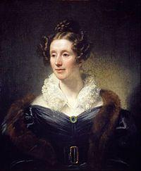 #4 Mary Somerville (1780 – 1872), fue una de las mujeres de su tiempo que con más pasión se dedicó al estudio de las matemáticas y al conocimiento de los avances científicos. Popularizó la astronomía y escribió multitud de ensayos. Su estilo, riguroso y didáctico, le porporcionó gran éxito. La Academia Real inglesa la premió concediéndole ser socia de honor, ya que las mujeres no podían ser socias oficiales y en su honor el Somerville College de Oxford mantiene vivo su legado.