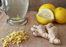 Homemade Sports Nutrition: Lemon and Ginger Recovery Drink