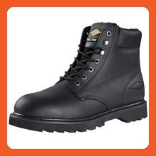 Diamondback 655SS-10 Work Boot, 10 in, Unisex, Black, Action Leather - Outdoor shoes for women (*Amazon Partner-Link)