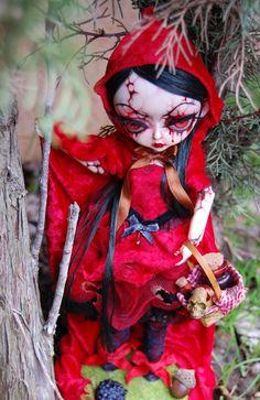 MADE BY ORDER Custom doll (Hujoo or similar). €380.00, via Etsy.