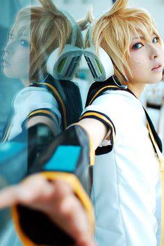 Len Kagamine - Vocaloid