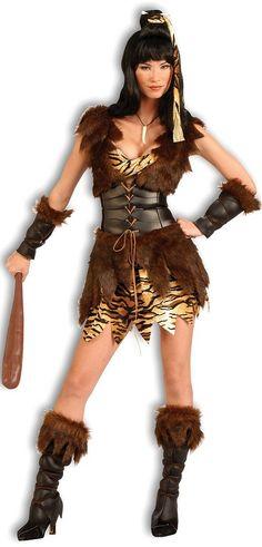 Cave Cutie Costume