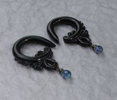 Soul Warrior Gauges by TheCreatorsCreations on Etsy, $44.00