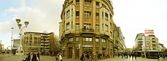 my favorite Macedonia with the help of panorama Macedonia, The Help, Multi Story Building, Street View, Spaces, City, Cities, Fruit Salads