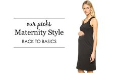 10 Maternity Basics Worth Investing In - Project Nursery