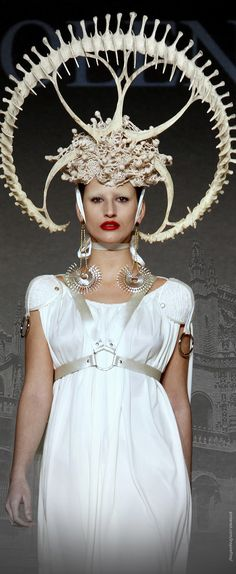 Tolentino Haute Hats | The House of Beccaria~