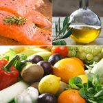 The Mediterranean diet can cut the rate of heart disease, stroke, and death from heart disease by as much as 30 percent.