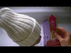 Вязание удлиненной шапки резинкой 2*2. Шапка Тыковка - YouTube